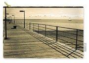 Harbor Beach Michigan Boardwalk Carry-all Pouch