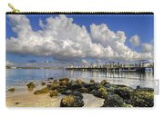 Harbor Clouds At Boynton Beach Inlet Carry-all Pouch