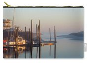 Harbor In Fog Carry-all Pouch