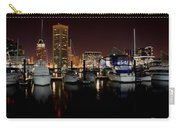 Harbor Nights - Trade Center In Focus Carry-all Pouch