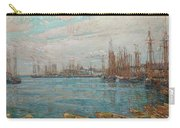 Harbor Of A Thousand Masts Carry-all Pouch