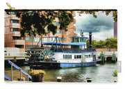 Harbor Park Ferry 5 Carry-all Pouch by Lanjee Chee