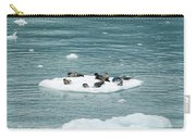 Harbor Seals Carry-all Pouch