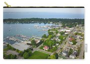 Harbor Springs From Above Carry-all Pouch