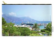 Harbor View- Cote D'azur, France Carry-all Pouch