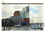 Harbor View With Elbphilharmonie Carry-all Pouch