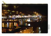 Harbour At Night Carry-all Pouch