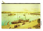 Harbour Parasols Carry-all Pouch by Sarah Vernon