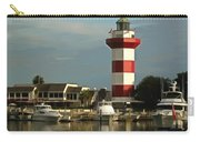 Harbour Town Light Hilton Head South Carolina Carry-all Pouch
