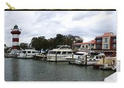 Harbourtown Marina Panorama Carry-all Pouch