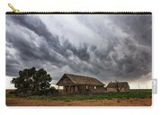Hard Days - Abandoned Home On West Texas Plains Carry-all Pouch
