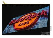 Hard Rock Hollywood Carry-all Pouch