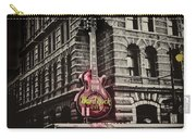 Hard Rock Philly Carry-all Pouch