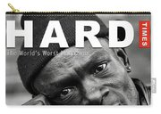 Hard Times Magazine Carry-all Pouch