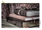 Hardcover Books Carry-all Pouch