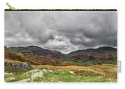 Hardknott Pass. Carry-all Pouch