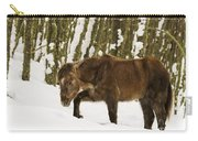 Hardships Of Winter Carry-all Pouch