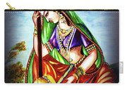 Hare Krishna - Ecstatic Chanting  Carry-all Pouch