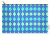 Harlequin Minty Fresh Carry-all Pouch