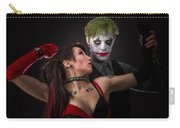 Harley And The Joker Carry-all Pouch