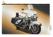 Harley Classic Gold Carry-all Pouch