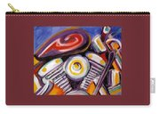 Harley Closeup Carry-all Pouch