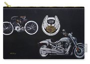 Harley Davidson 105th Anniversary Carry-all Pouch