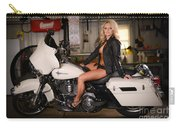 Harley Davidson Motorcycle Babe Carry-all Pouch