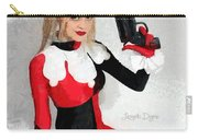 Harley Quinn And Pistol Carry-all Pouch