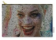 Harley Quinn Quotes Mosaic Carry-all Pouch