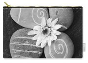 Harmony And Peace Carry-all Pouch by Linda Woods