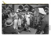 Harold Lloyd (1893-1971) Carry-all Pouch