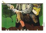 Harold Lloyd In Pistols For Breakfast 1919 Carry-all Pouch