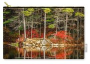 Harold Parker State Park In The Fall Carry-all Pouch