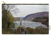 Harpers Ferry - Shenandoah Meets The Potomac Carry-all Pouch