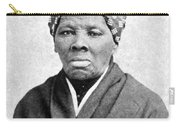 Harriet Tubman (1823-1913) Carry-all Pouch by Granger