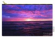 Harrington Beach Sunrise 3 Carry-all Pouch