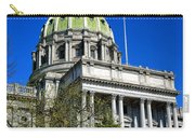 Harrisburg Capitol Building Carry-all Pouch