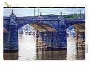 Harrisburg Pa - Market Street Bridge Carry-all Pouch