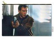 Harrison Ford As Rick Deckard A Blade Runner  In Blade Runner 1982 Carry-all Pouch