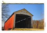 Harry Evans Covered Bridge Carry-all Pouch