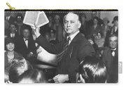 Harry Houdini (1874-1926) Carry-all Pouch