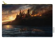 Harry Potter And The Deathly Hallows Part I 2010  Carry-all Pouch