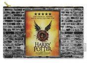 Harry Potter London Theatre Poster Carry-all Pouch