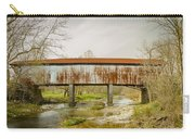 Harshaville Covered Bridge  Carry-all Pouch