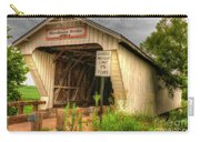 Harshman Covered Bridge Carry-all Pouch