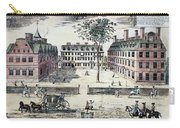 Harvard College, C1725 Carry-all Pouch by Granger