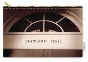 Harvard Hall #2 Carry-all Pouch