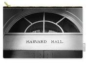Harvard Hall Carry-all Pouch