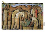harvest, by Alfredo Ramos Martinez Carry-all Pouch
